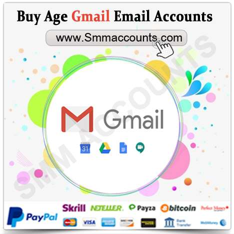 Buy Age Gmail Email Accounts