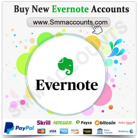 Buy Evernote Accounts