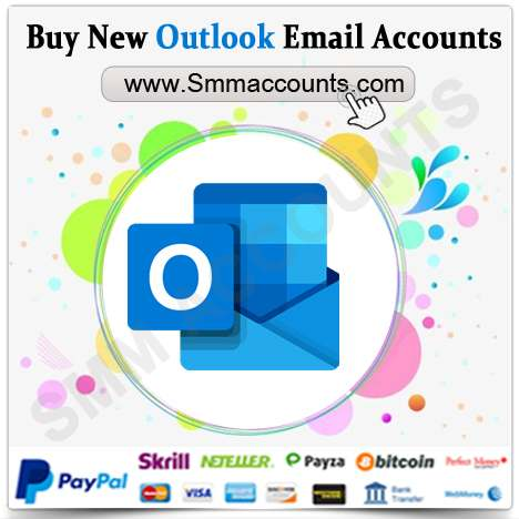 Buy New Outlook Email Accounts