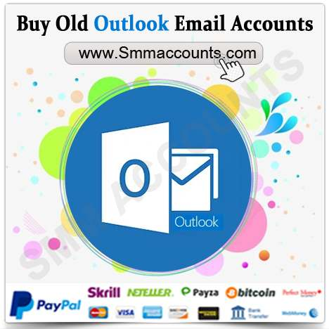 Buy Old Outlook Email Accounts